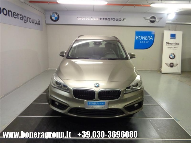 BMW 216 d Gran Tourer Advantage - 7 POSTI Immagine 1