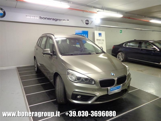 BMW 216 d Gran Tourer Advantage - 7 POSTI Immagine 2