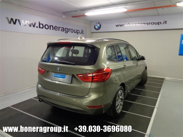 BMW 216 d Gran Tourer Advantage - 7 POSTI Immagine 3