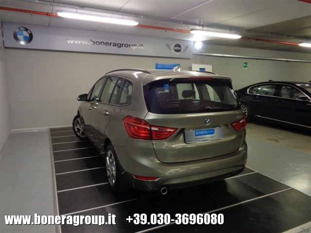 BMW 216 d Gran Tourer Advantage - 7 POSTI Immagine 4