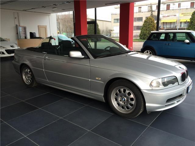 BMW 318 Ci (2.0) cat Cabrio Immagine 0