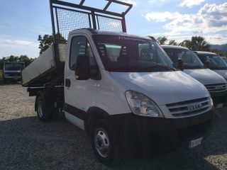 IVECO Daily 35C12 2.3 Hpi PC-RG ribaltabile