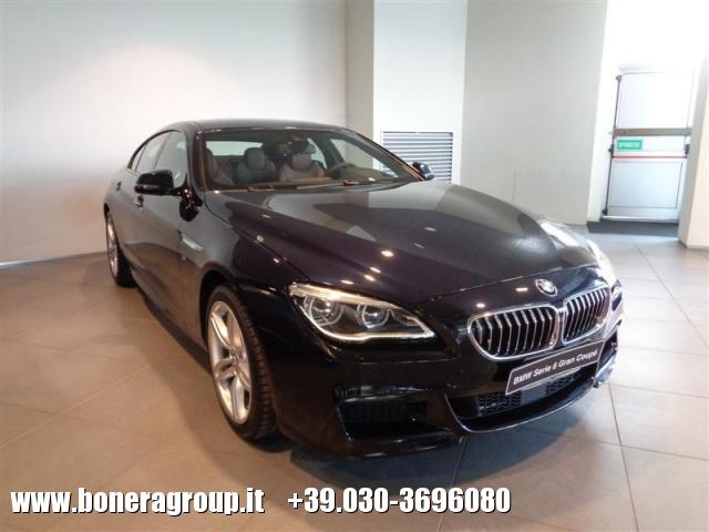 BMW 640 d xDrive G.Coupé Msport  OMAGGIO PNEUS INVERNALI Immagine 0
