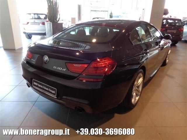 BMW 640 d xDrive G.Coupé Msport  OMAGGIO PNEUS INVERNALI Immagine 2