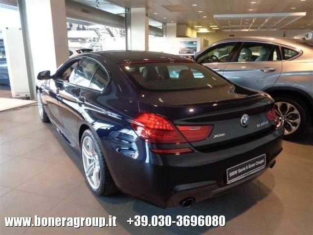 BMW 640 d xDrive G.Coupé Msport  OMAGGIO PNEUS INVERNALI Immagine 3