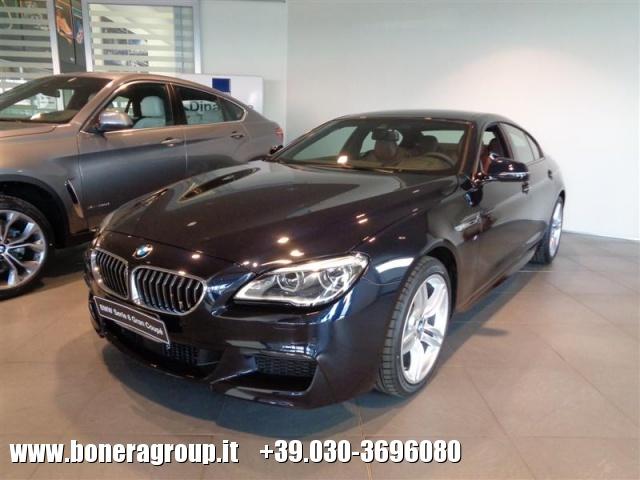 BMW 640 d xDrive G.Coupé Msport  OMAGGIO PNEUS INVERNALI Immagine 4