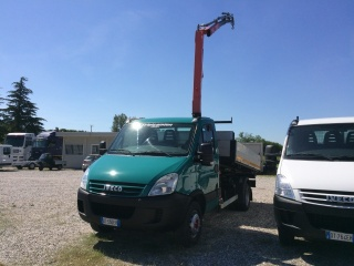 IVECO Other Daily  65C15 GRU+ RIBALTABILE