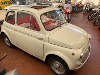 FIAT 500 D 1962 CON HARD TOP SMONT.