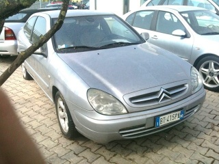 Citroen xsara usato coupé 1.6i 16v cat vtr