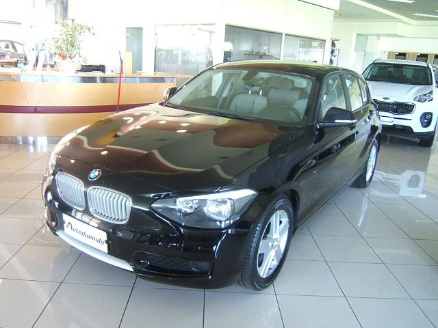 BMW 116 i 5p. Urban GARANZIA TOTALE 12 MESI Immagine 0