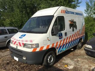 Fiat ducato (2 usato ducato 10 2.5 diesel pc furgone