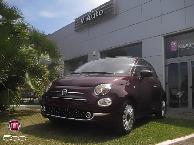 FIAT 500 1.2 Lounge Nuovo Modello Immagine 0
