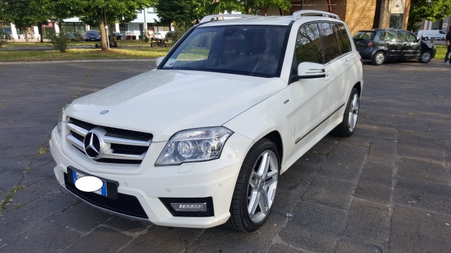 MERCEDES-BENZ GLK 220 CDI 4Matic BlueEFFICIENCY Premium Immagine 0