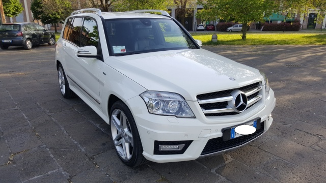 MERCEDES-BENZ GLK 220 CDI 4Matic BlueEFFICIENCY Premium Immagine 2