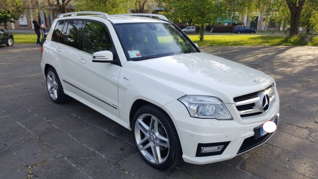 MERCEDES-BENZ GLK 220 CDI 4Matic BlueEFFICIENCY Premium Immagine 1
