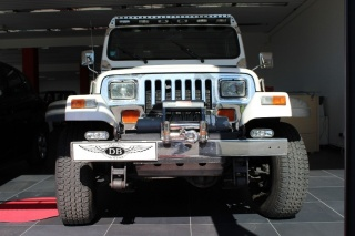 Jeep wrangler usato 4.0 cat hardtop limited