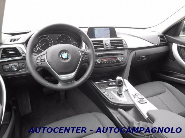 BMW 318 d Touring aut. *XENO - NAVI - TETTO* Immagine 4