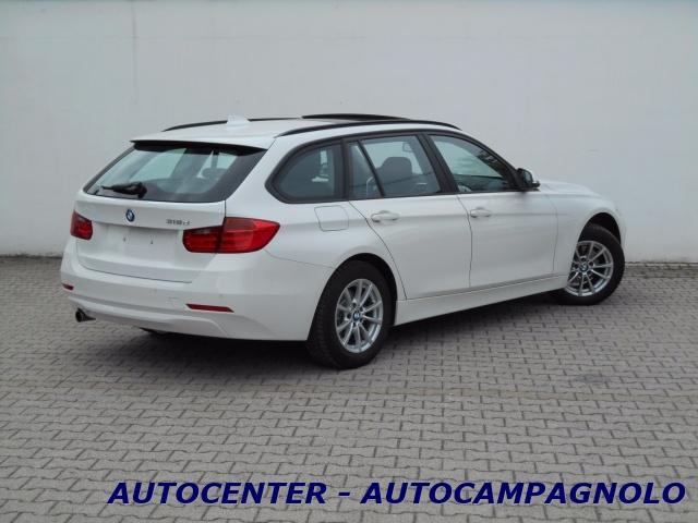 BMW 318 d Touring aut. *XENO - NAVI - TETTO* Immagine 3