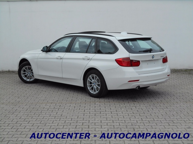 BMW 318 d Touring aut. *XENO - NAVI - TETTO* Immagine 2