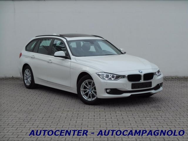 BMW 318 d Touring aut. *XENO - NAVI - TETTO* Immagine 1