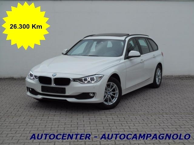 BMW 318 d Touring aut. *XENO - NAVI - TETTO* Immagine 0