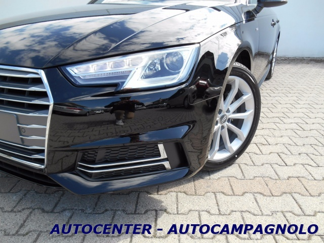 AUDI A4 Avant 2.0 TDI ultra S tronic Sport Business Immagine 4