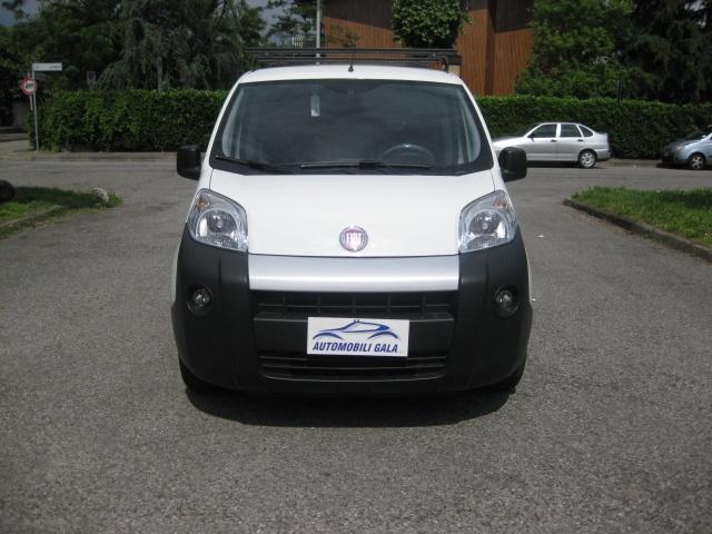FIAT Fiorino 1.4 78cv Natural Power SX Furgone EURO 5 ALLESTITO Immagine 1