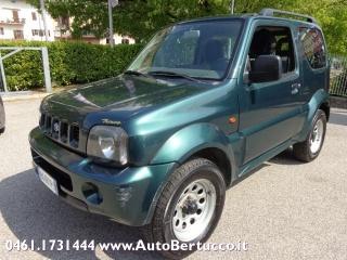 Suzuki jimny usato 1.3i 16v cat 4wd jlx