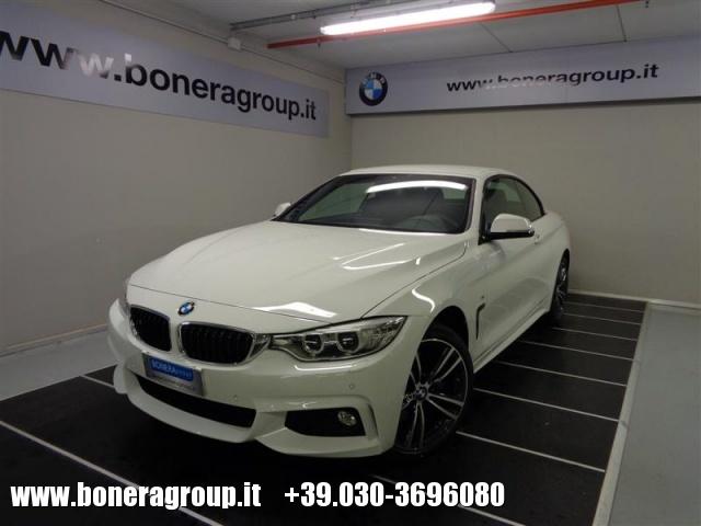 BMW 420 d Cabrio Msport Immagine 0