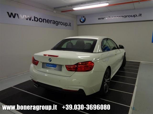 BMW 420 d Cabrio Msport Immagine 3
