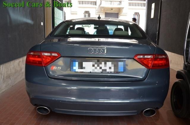 AUDI S5 4.2 V8 quattro*BANG&OLUFSEN*PDC* Immagine 3
