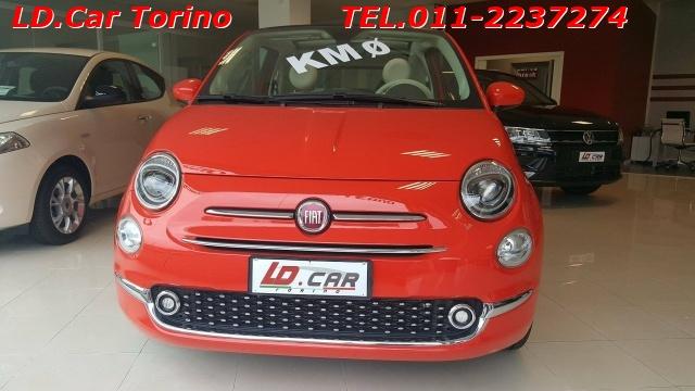 FIAT 500C 1.2 Lounge dualogic *1° TAGLIANDO OMAGGIO* Immagine 1