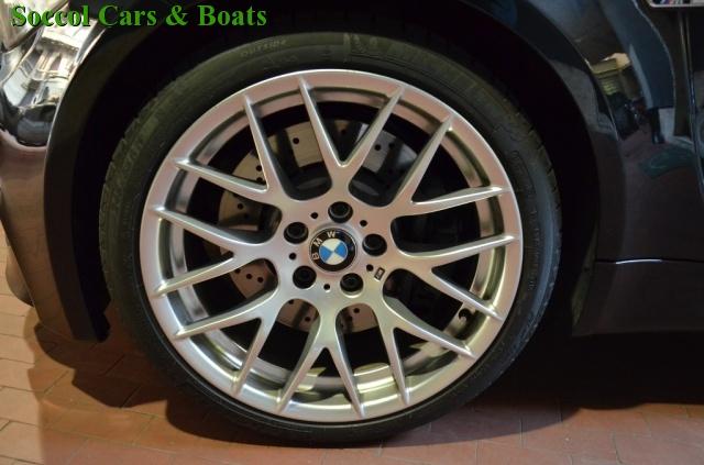 BMW M1 1M Coupè*UNICO PROPRIETARIO*TOTALMENTE TAGLIANDATA Immagine 4