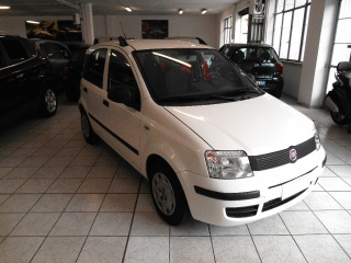 Fiat panda 2 usato panda 1.2 dynamic