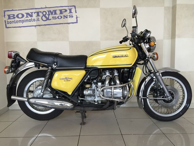 HONDA GL 1000 Gold Wing 1977 Immagine 0