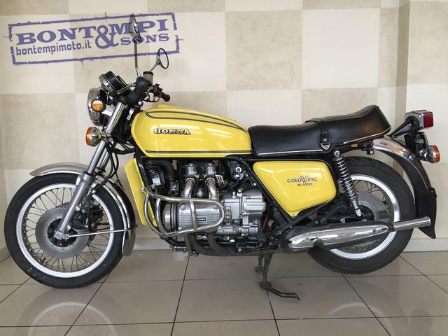 HONDA GL 1000 Gold Wing 1977 Immagine 1