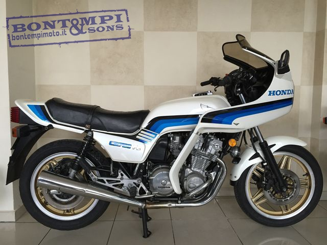 HONDA CB 750 (1980 - 84) Blue metallized