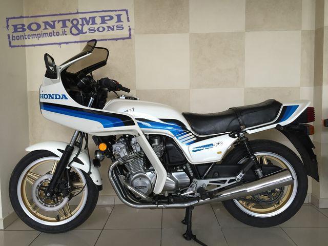 HONDA CB 750 (1980 - 84) Bold'or 70.000 Km 1983 Immagine 1