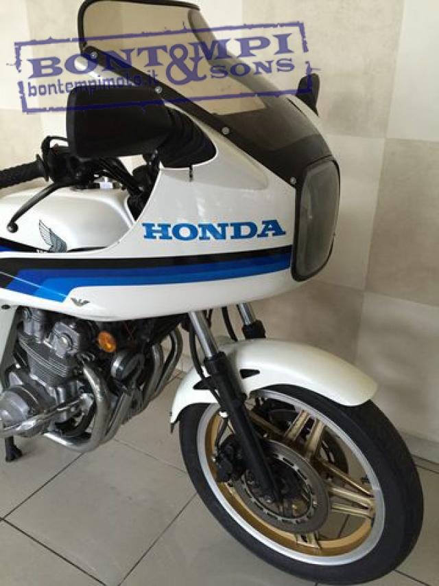 HONDA CB 750 (1980 - 84) Bold'or 70.000 Km 1983 Immagine 4