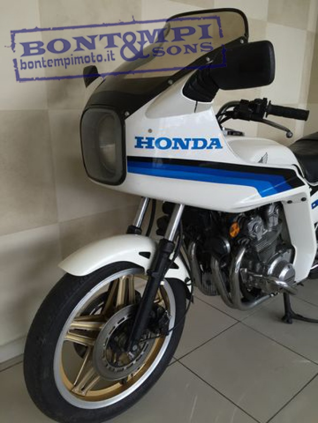 HONDA CB 750 (1980 - 84) Bold'or 70.000 Km 1983 Immagine 3