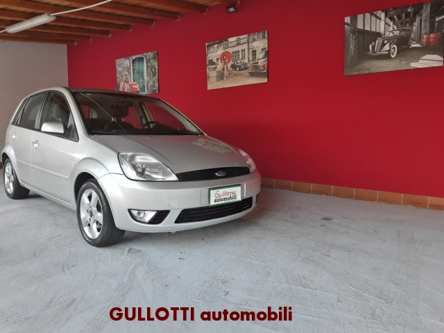 FORD Fiesta 1.4 TDCi 5p. Collection Immagine 0