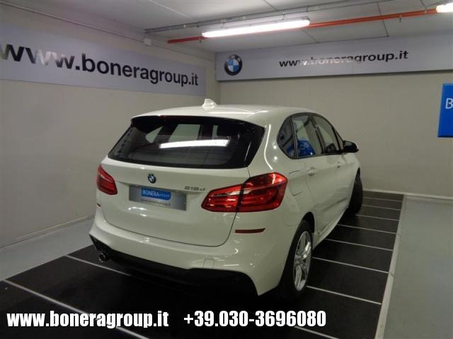 BMW 218 d Active Tourer MSport Immagine 3