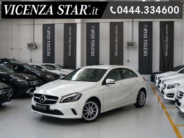 MERCEDES-BENZ A 180 d AUTOMATIC SPORT RESTYLING Immagine 0