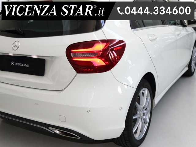 MERCEDES-BENZ A 180 d AUTOMATIC SPORT RESTYLING Immagine 2