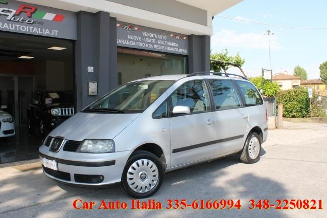 SEAT Alhambra 1.9 TDI 115CV 7 POSTI CLIMATRONIC OTTIME CONDIZION Immagine 0