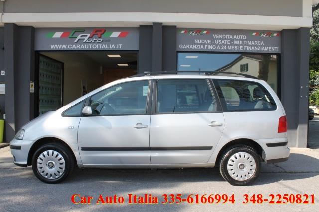 SEAT Alhambra 1.9 TDI 115CV 7 POSTI CLIMATRONIC OTTIME CONDIZION Immagine 1