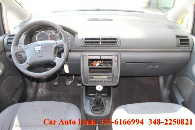 SEAT Alhambra 1.9 TDI 115CV 7 POSTI CLIMATRONIC OTTIME CONDIZION Immagine 2