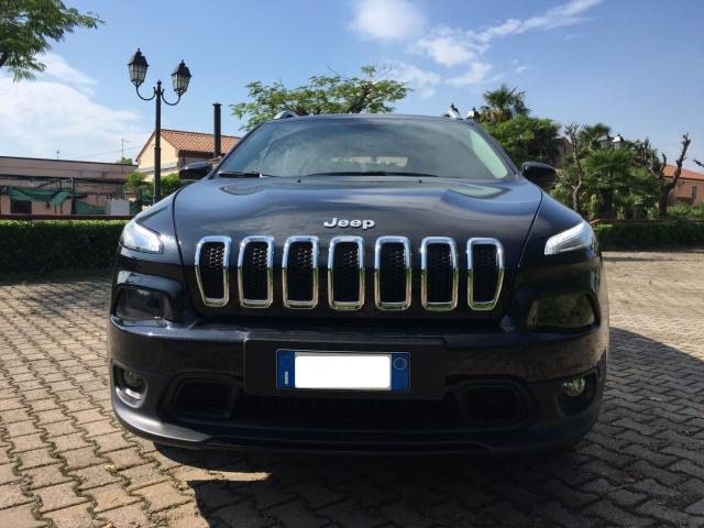 JEEP Cherokee 2.0 Mjt II 170CV 4WD Active Drive I Longitude Immagine 2