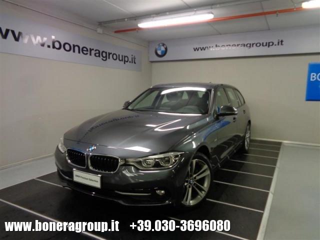BMW 320 d xDrive Touring Sport - DOPPIO TRENO GOMME Immagine 0