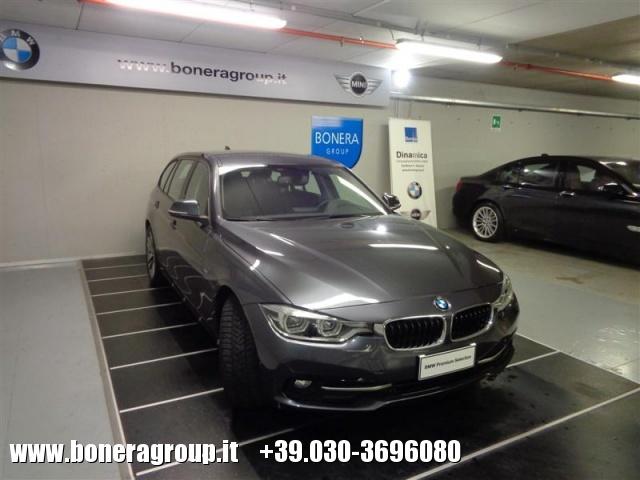 BMW 320 d xDrive Touring Sport - DOPPIO TRENO GOMME Immagine 3